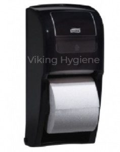 555628 Tork Elevation High Capacity Bath Tissue Dispenser Black.