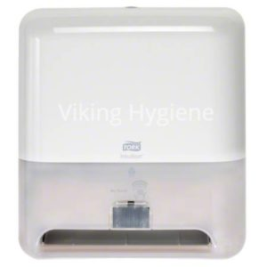 Tork 5511201 Elevation Automatic Paper Towel Dispenser White with Sensor