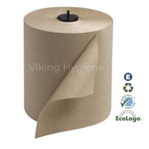 Tork 290088 Brown Kraft Paper Towel Roll ( 6 Rolls in Case )