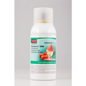 FG750363 Rubbermaid Microburst Air Freshener 100 Ml Refill Cucumber Melon