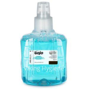 Gojo 1916-02 Pomeberry Foam Hand Wash For LTX 12 Dispensers ( Case of 2 Refills )