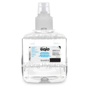 Gojo 1919-02 Antibacterial Foam Hand Wash Triclosan Liquid for LTX 12 Dispensers