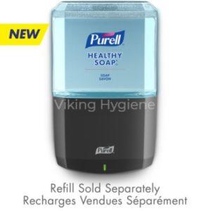 Purell 6434 ES6 Soap Dispenser Black for Purell Healthy Soap