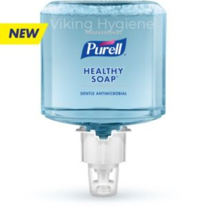 Purell 6479-02 Antimicrobial Foam Professional Healthy Soap 0.5% Bak ( Case of 2 Refills )