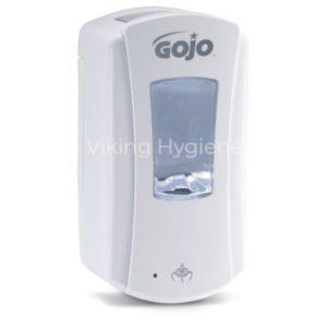 Gojo 1980 LTX 12 Automatic Foam Soap Dispenser White 1200 ml