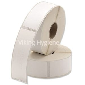 Dymo Compatible Label 1 rolls/box, 350 labels/roll – Sold Each